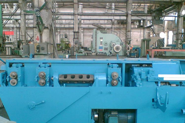 GT series high speed steel wire (rod) straightening cutting machine